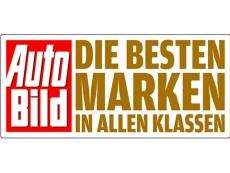 AutoBild logo As melhores marcas em todas as categorias