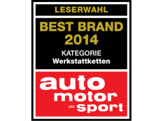 Voto dos leitores da Auto Motor Sport logo