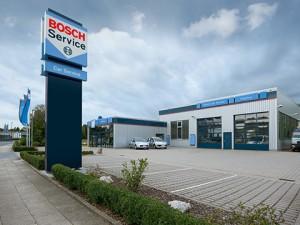 Oficina Bosch Car Service