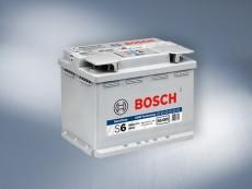 Bateria Bosch: Modelo start/stop