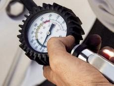 Indicador de pressão de pneu