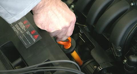 Óleo de motor e filtros de óleo