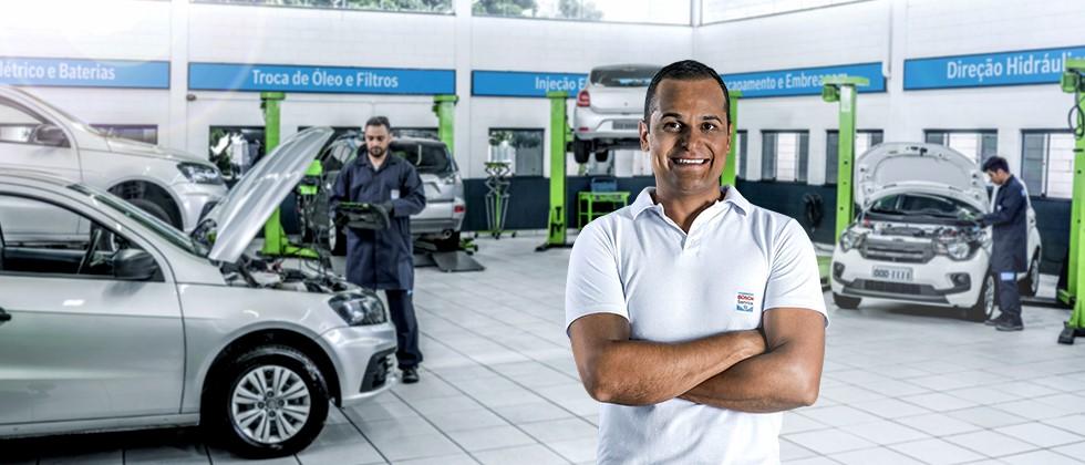 Bosch Service: sempre perto de você